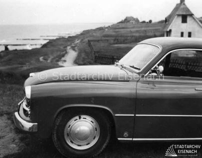 Bildergalerie 311 Wartburg De Luxe Werbefotos 1957 Wiki
